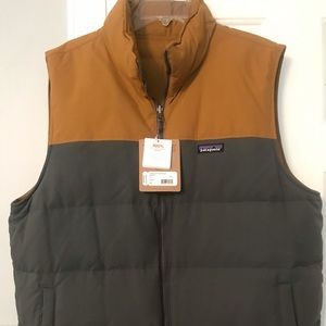 Men's Patagonia Bivy vest reversible XL